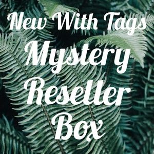 New With Tags Mystery Reseller Box